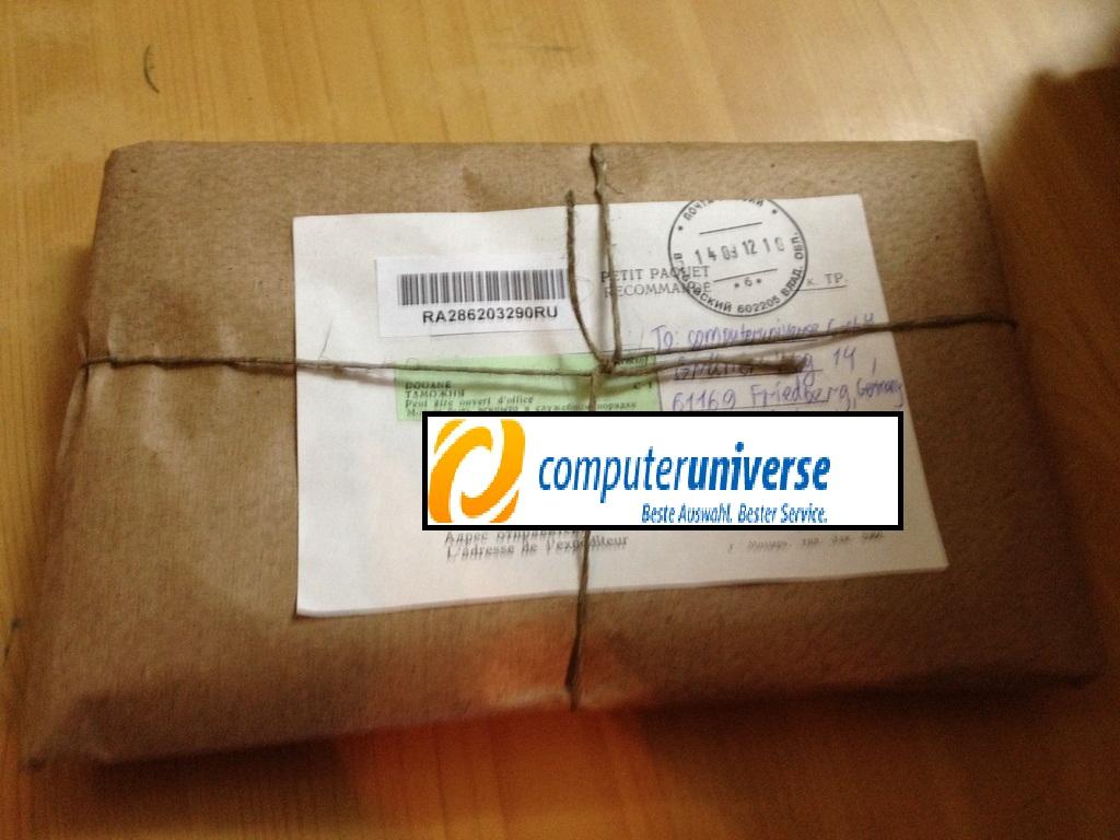 КомпьютерЮниверс - бракованный товар SSD OCZ Petrol 128