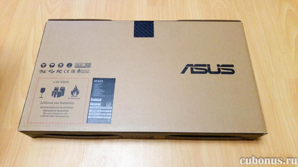 Ноутбук ASUS X541SA-XO208D