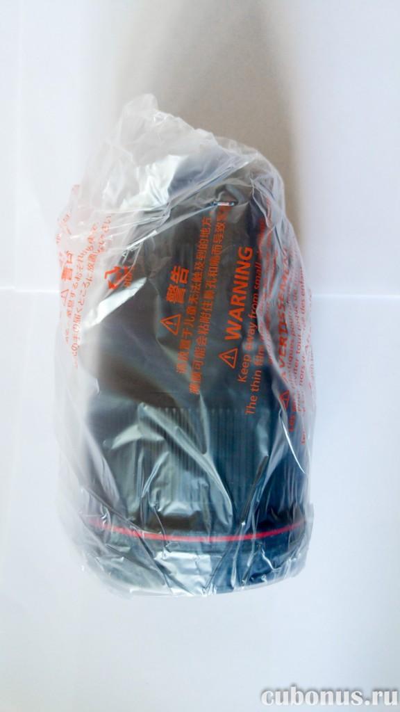 Распаковка объектива Canon EF 16-35mm 14L