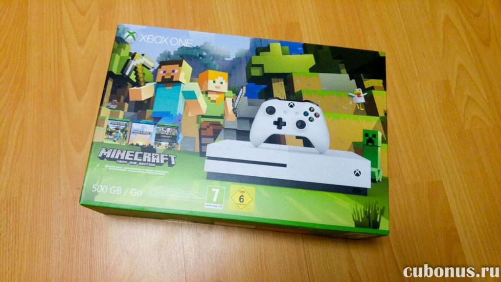 Xbox One Minecraft Edition с computeruniverse
