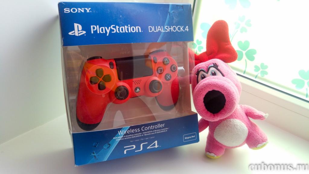 Геймпад Sony Dualshock 4 Wireless Controller